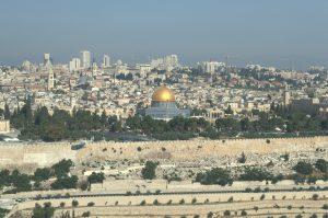 מקומות חשובים בירושלים