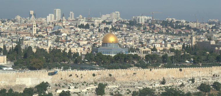 5 מקומות היסטוריים וחשובים בירושלים